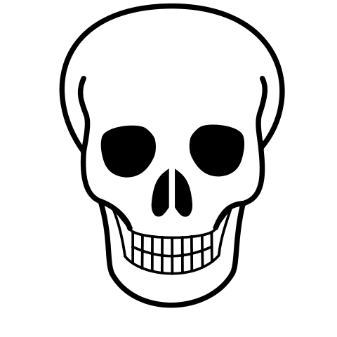 Icons Png Skull Download image #5272