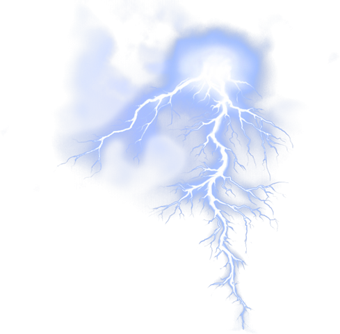 Sky, Lightning PNG image #44011