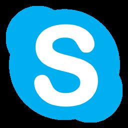 Afbeeldingsresultaat voor skype logo .png