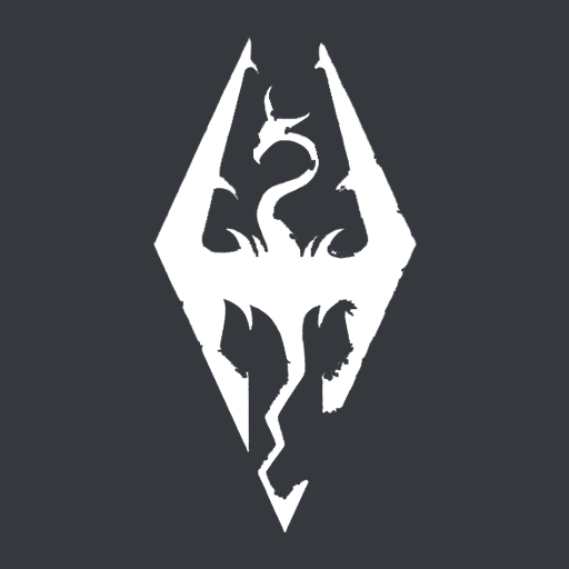 Skyrim Desktop Icon #41572 - Free Icons and PNG Backgrounds Facebook Twitter Icon Transparent Background