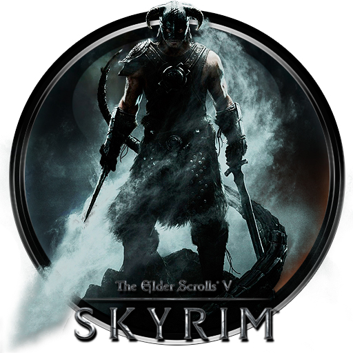 Skyrim Desktop Icon The elder scrolls v