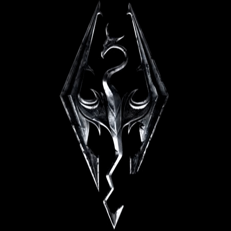 skyrim icon png