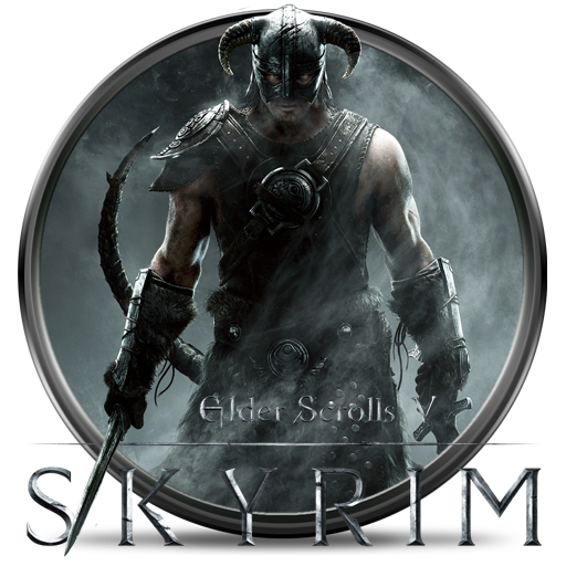 Skyrim Png Icon The Elder Scolls 5  Skyrim(7) image #41598