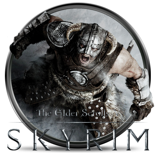 Skyrim Png Icon The elder scolls 5 skyrim(8)