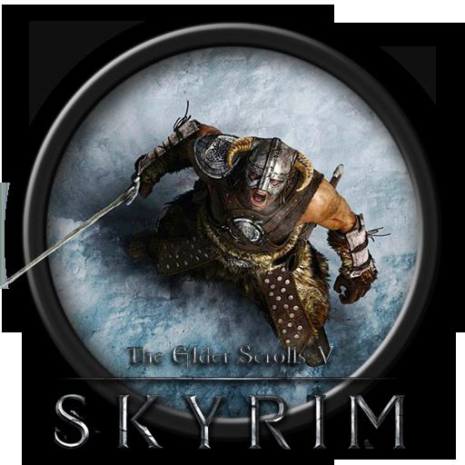 Skyrim Png Icon V