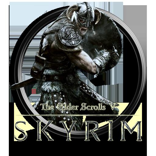 Skyrim symbol icon