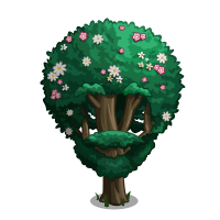 Vector Small Tree Icon image #7700