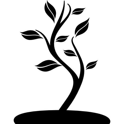 Free High-quality Small Tree Icon image #7691