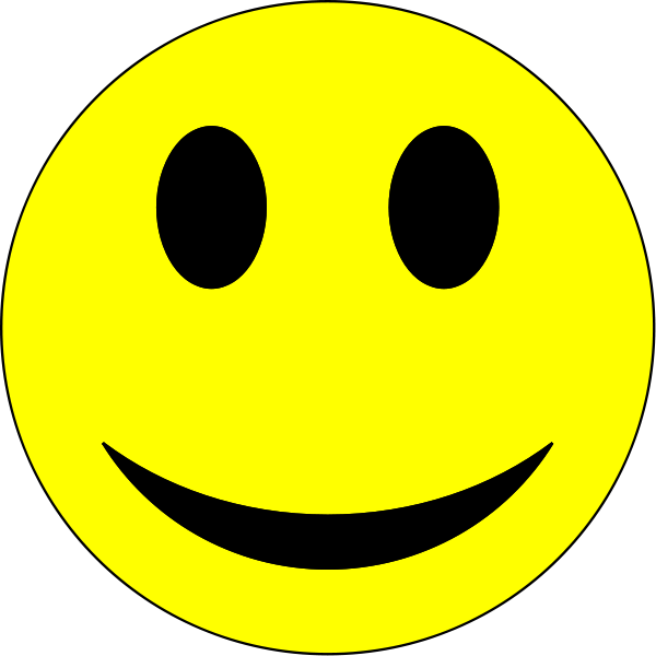 Smiley Face Transparent image #42690