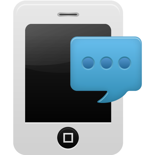 Simple Sms Png image #5484