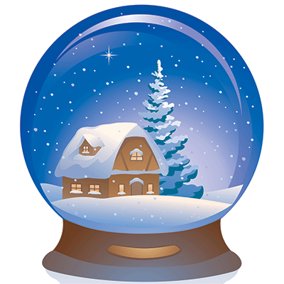 High-quality Download Snow Globe Png image #30104