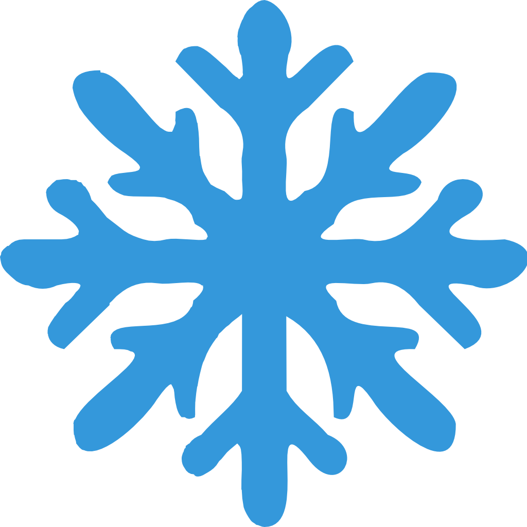 Icon Snow Transparent image #31384