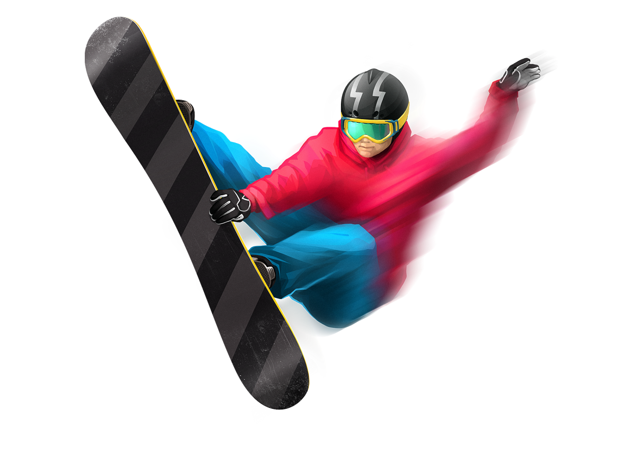 Snowboard Transparent Background image #30968