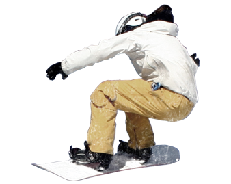 Transparent Snowboard Background Png