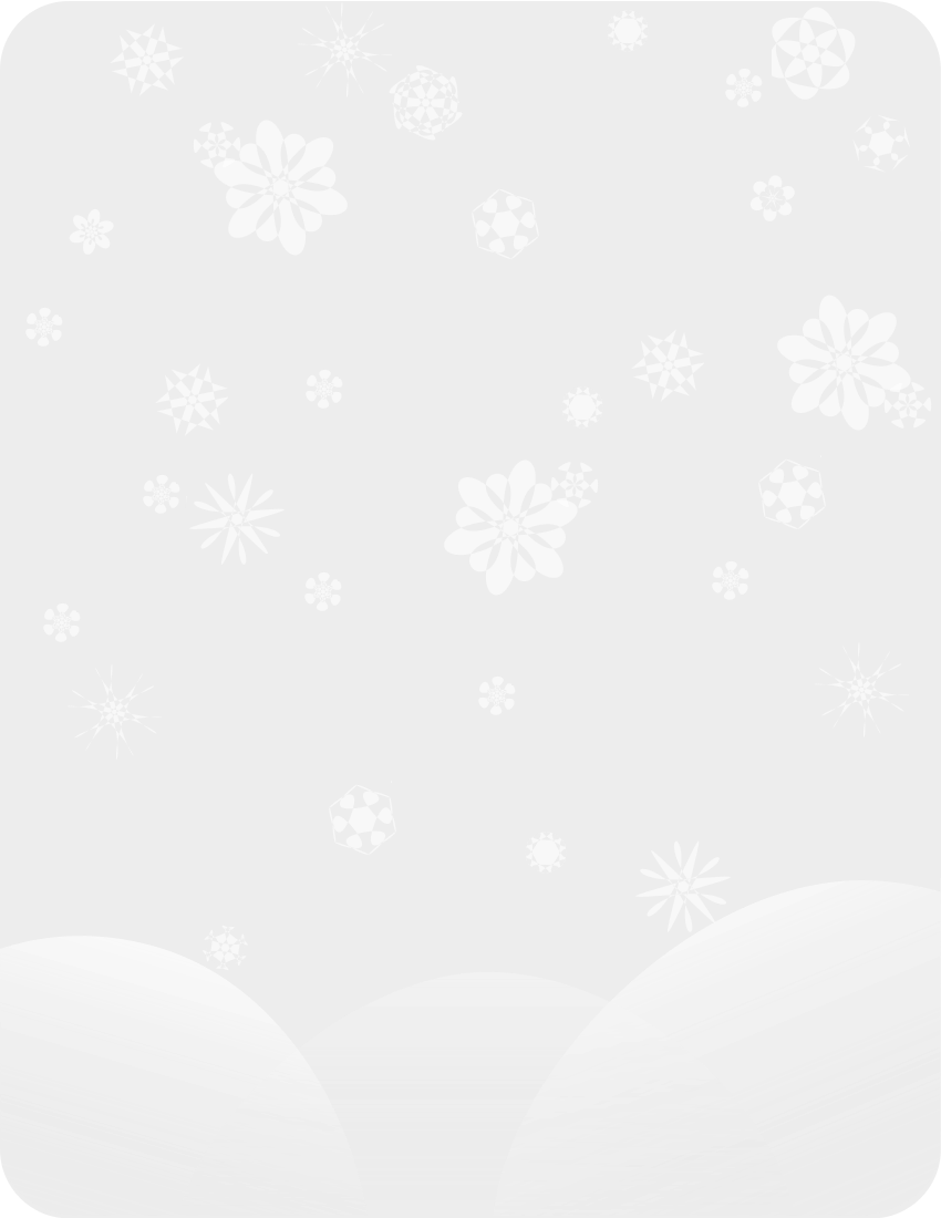 Snowflake Background Png image #13179