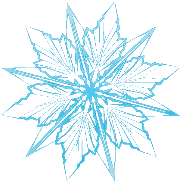 Snowflakes Png image #41276