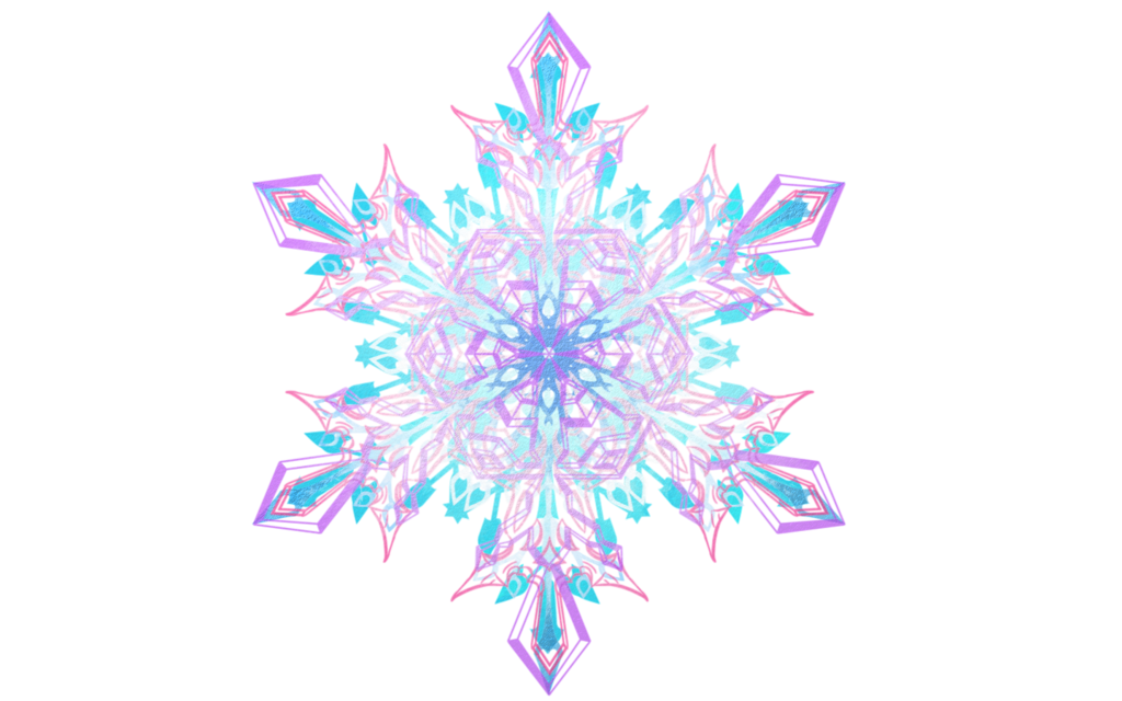 Snowflakes Png image #41285