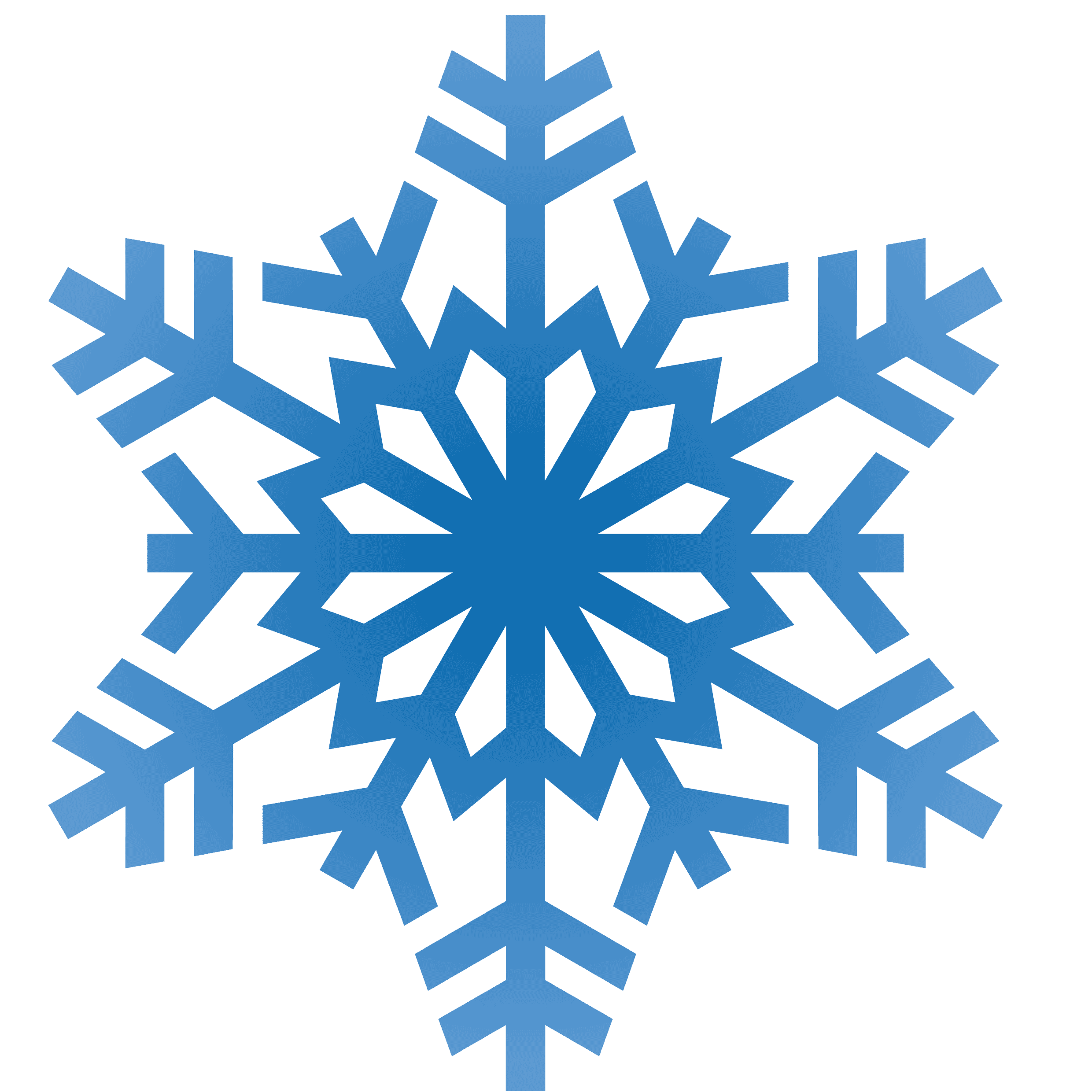 Snowflakes Png image #41263
