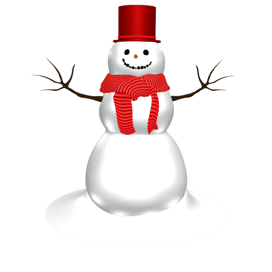 PNG Photo Snowman image #30769