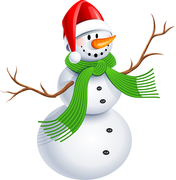 PNG Download Free Snowman