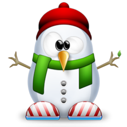 Free Download Of Snowman Icon Clipart