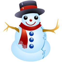 Download Snowman High-quality Png image #30779