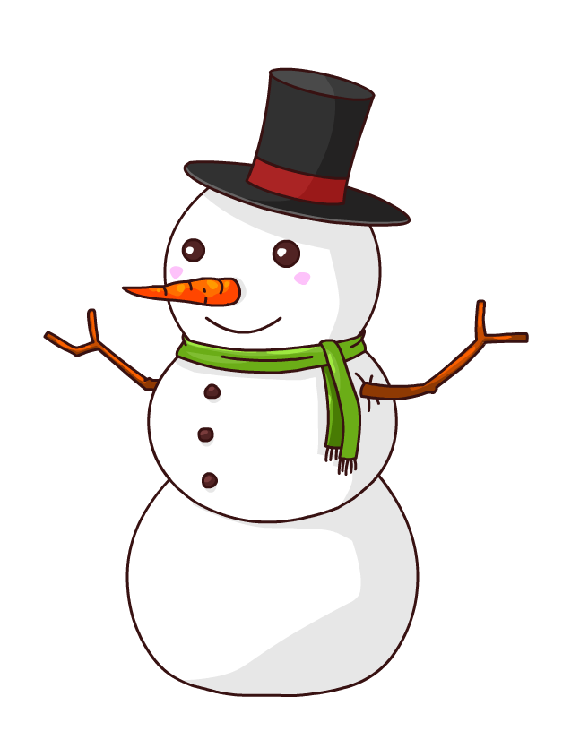 Download Free High-quality Snowman Png Transparent Images image #30784