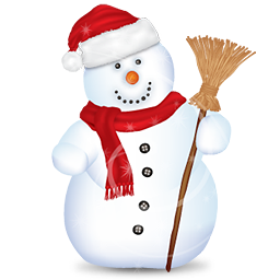 Pictures Free Clipart Snowman image #30759