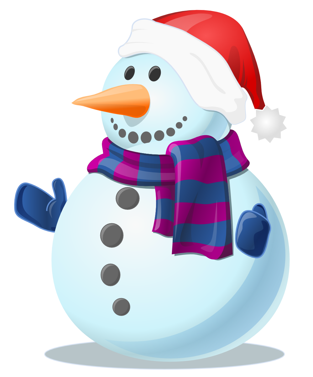Background Transparent Hd Png Snowman