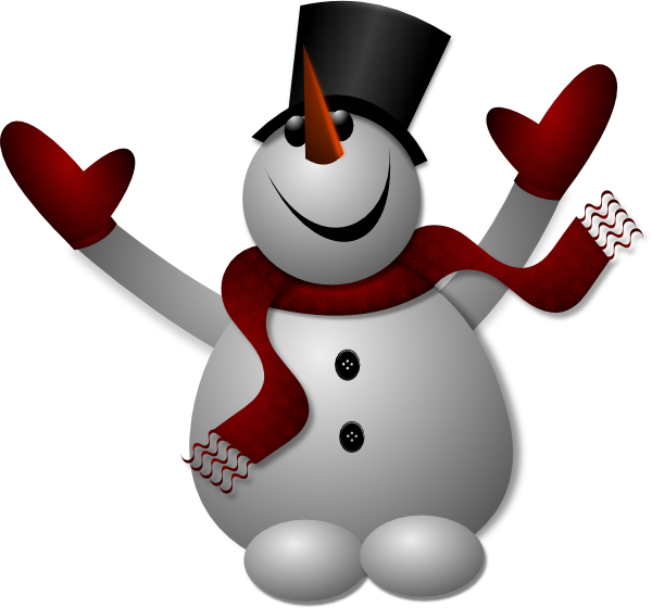 PNG Snowman Transparent