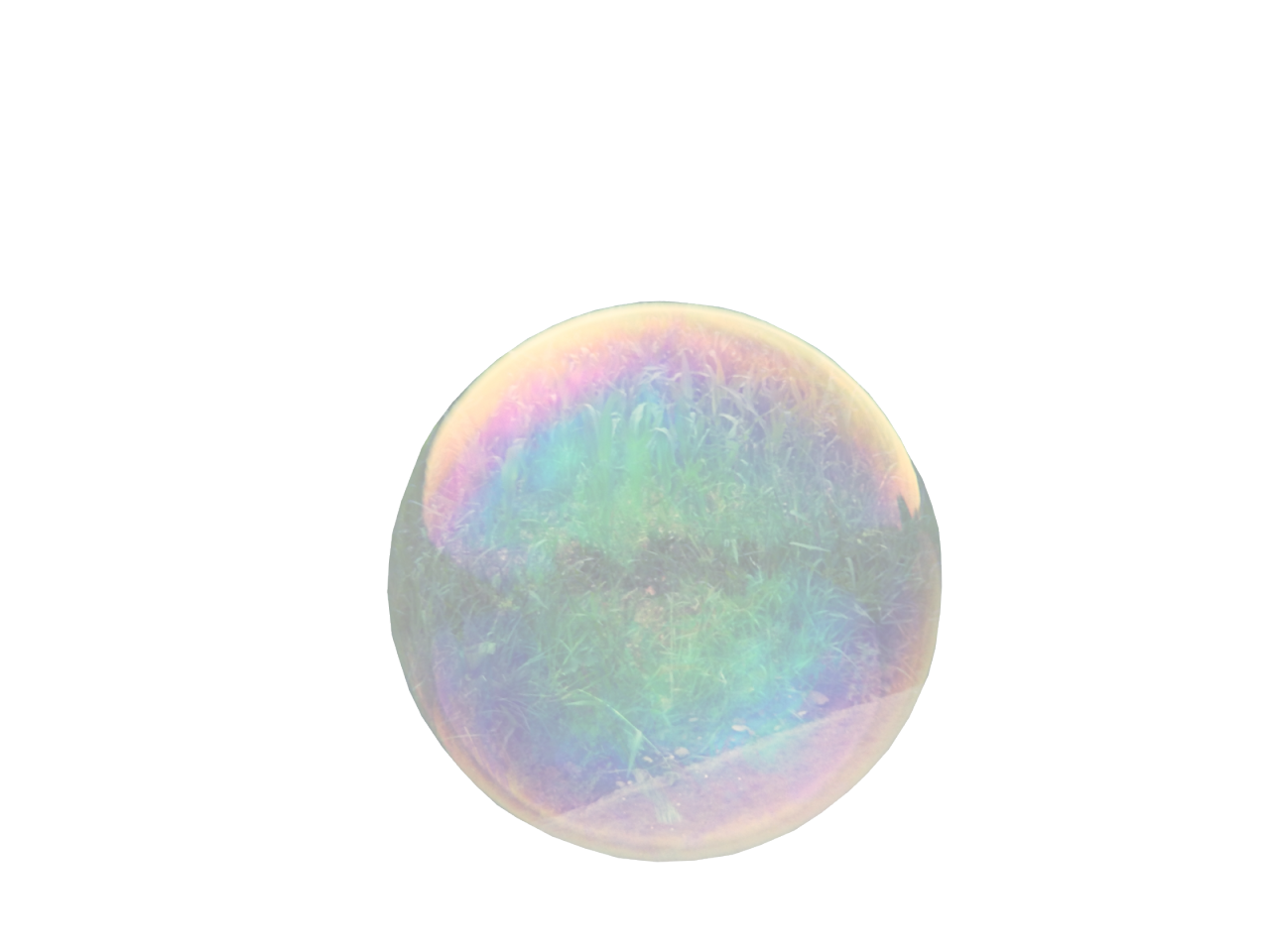 Soap Bubble Png image #44357