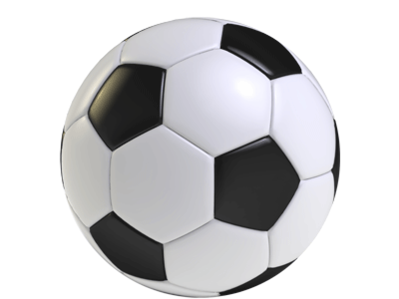 Soccer Ball Photo PNG