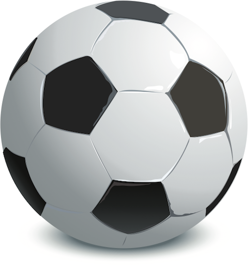 Soccer Ball Image Transparent PNG