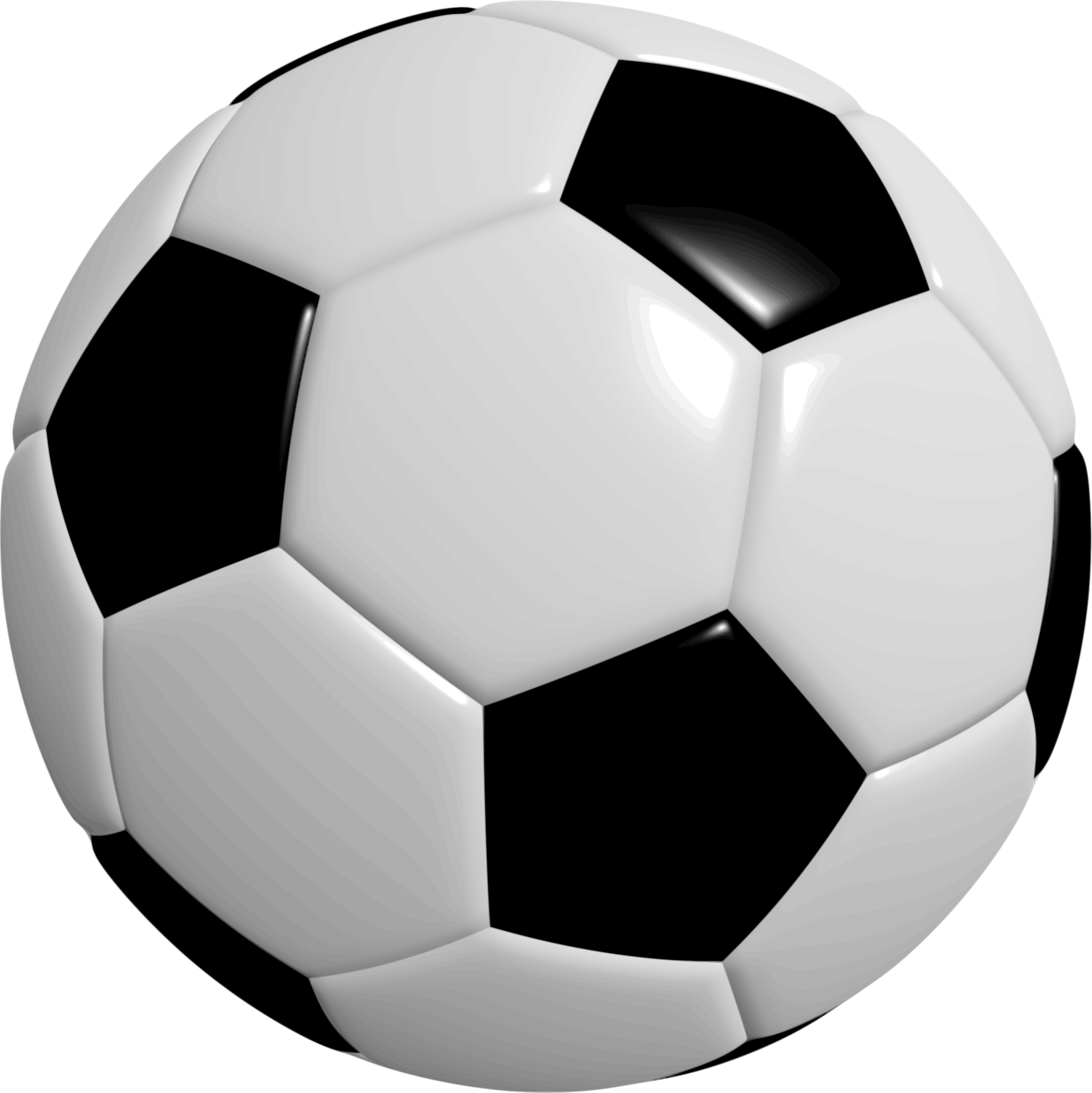 Soccer Ball PNG Picture image #26378