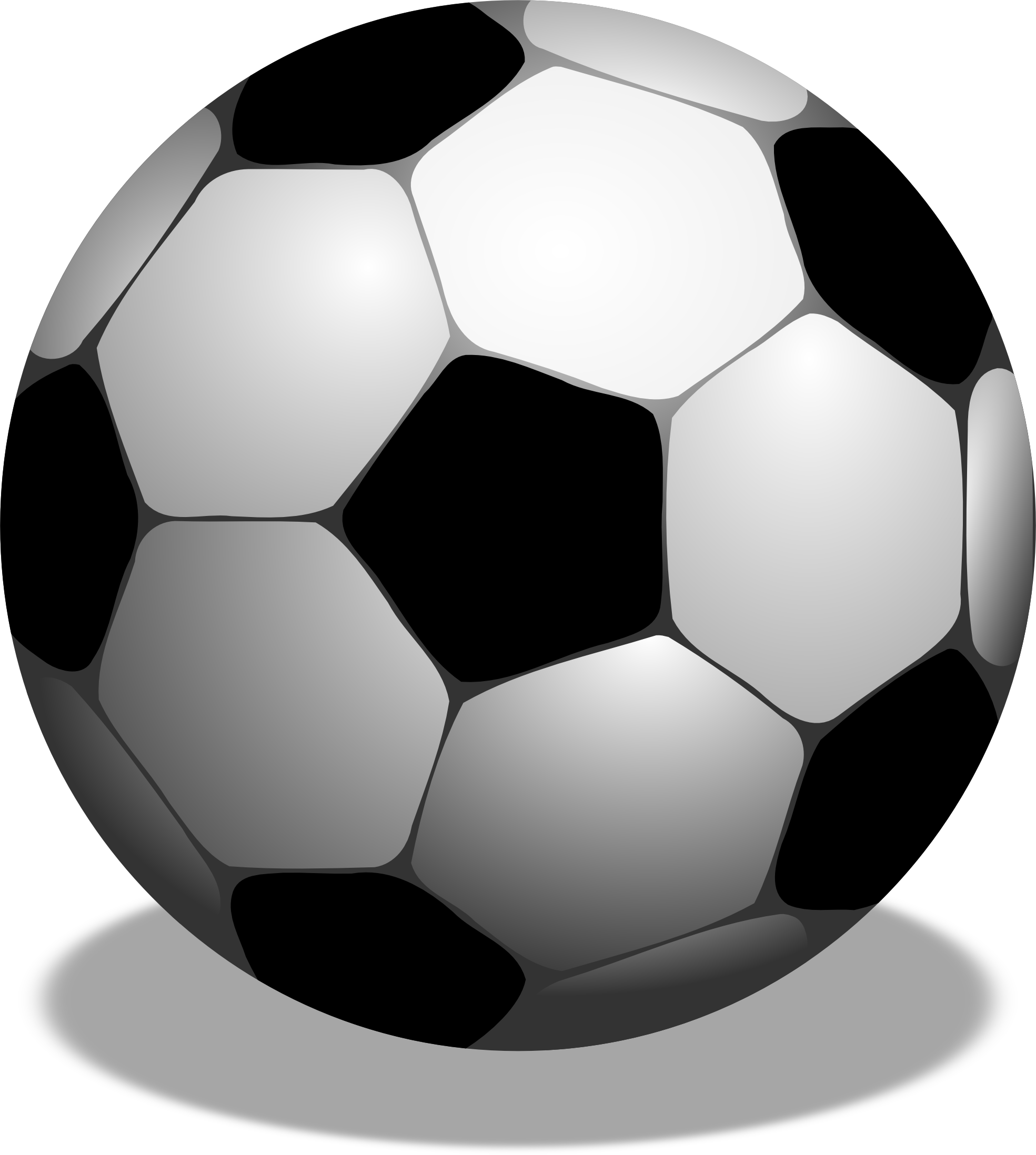 High Resolution Soccer Ball Png Clipart image #26362