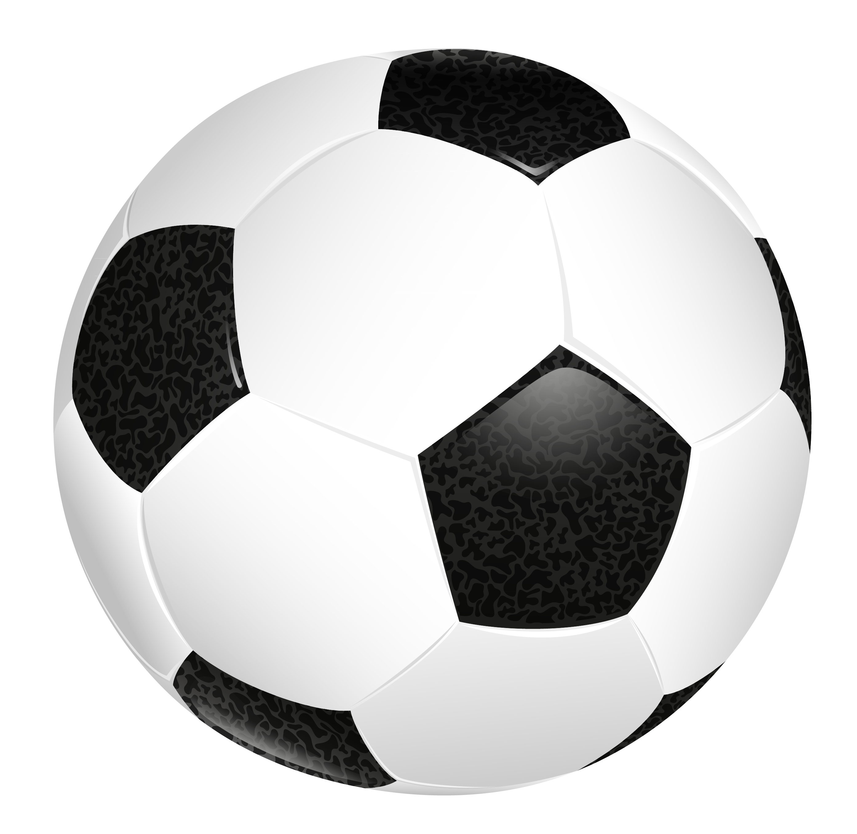 Soccerball Transparent PNG image #26386