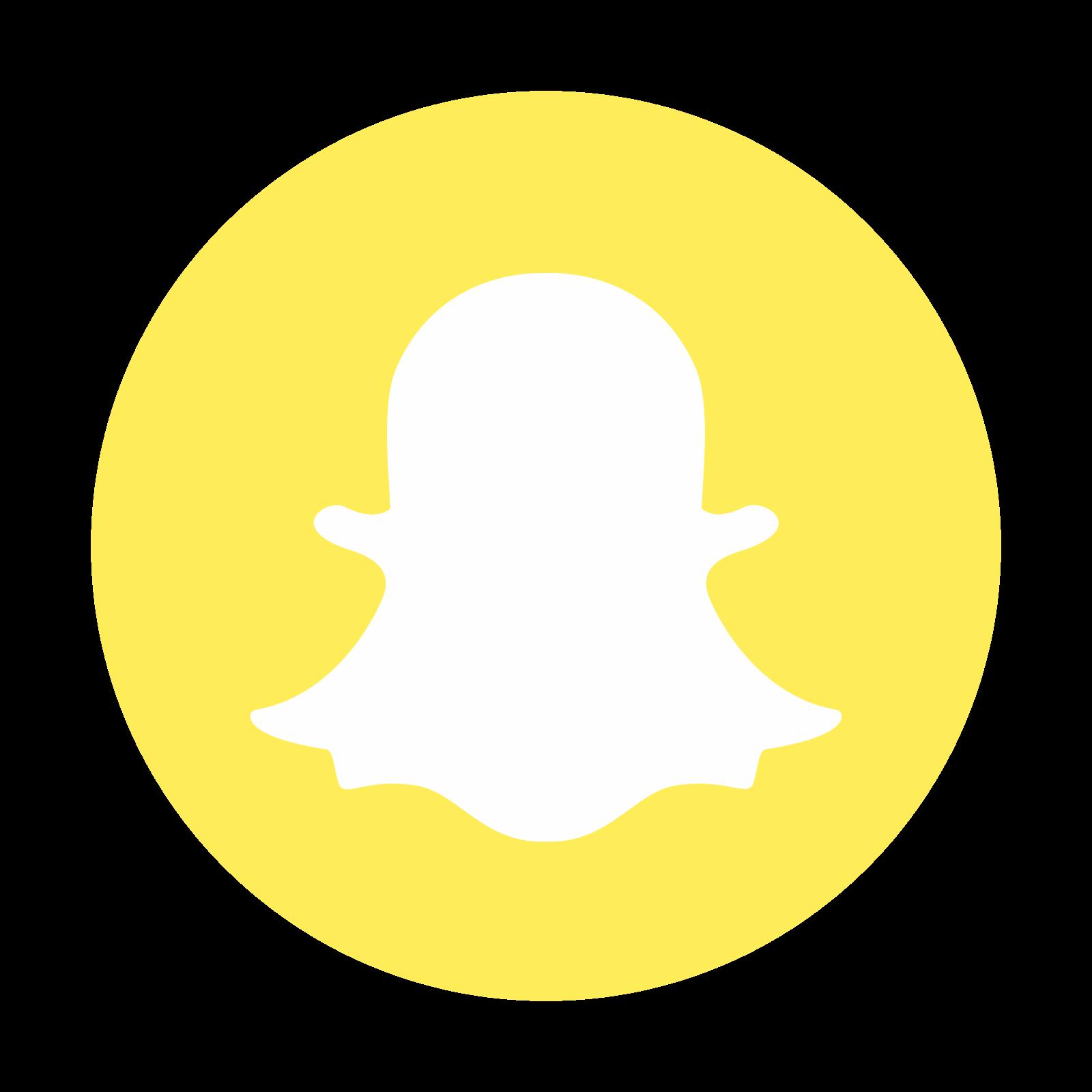 Snapchat Logo PNG, Snapchat Logo Transparent Background ...