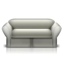 SOFA Icon Transparent Png image #2606