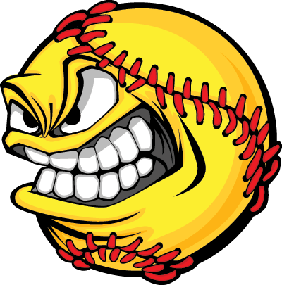 Png Format Images Of Softball 38799 Free Icons And Png