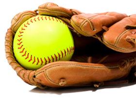 Background Transparent Softball image #38814