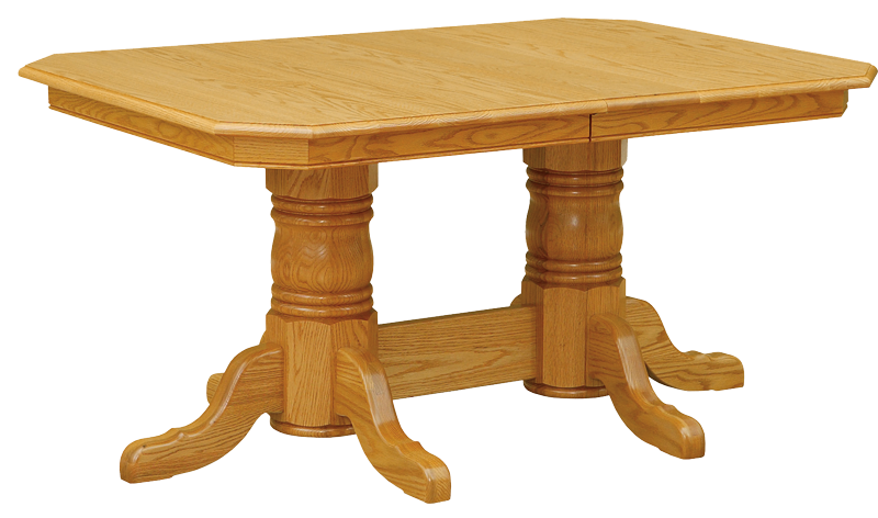 Solid Oak Cherry Furniture Png Dining Table Clipart image #41445
