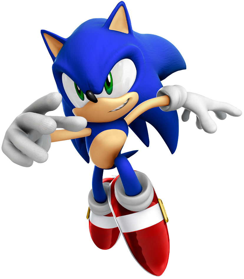 Download Free High-quality Sonic Png Transparent Images image #20635