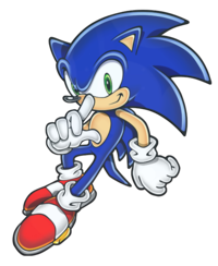 Designs Sonic Png image #20647