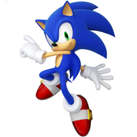 Sonic Download Free Png Vector image #20653