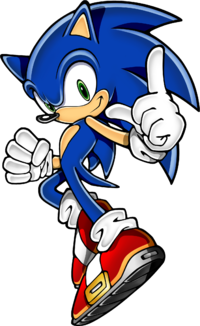 Background Transparent Hd Png Sonic image #20654