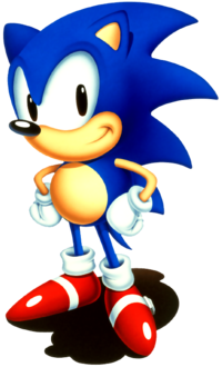High Resolution Sonic Png Clipart image #20656