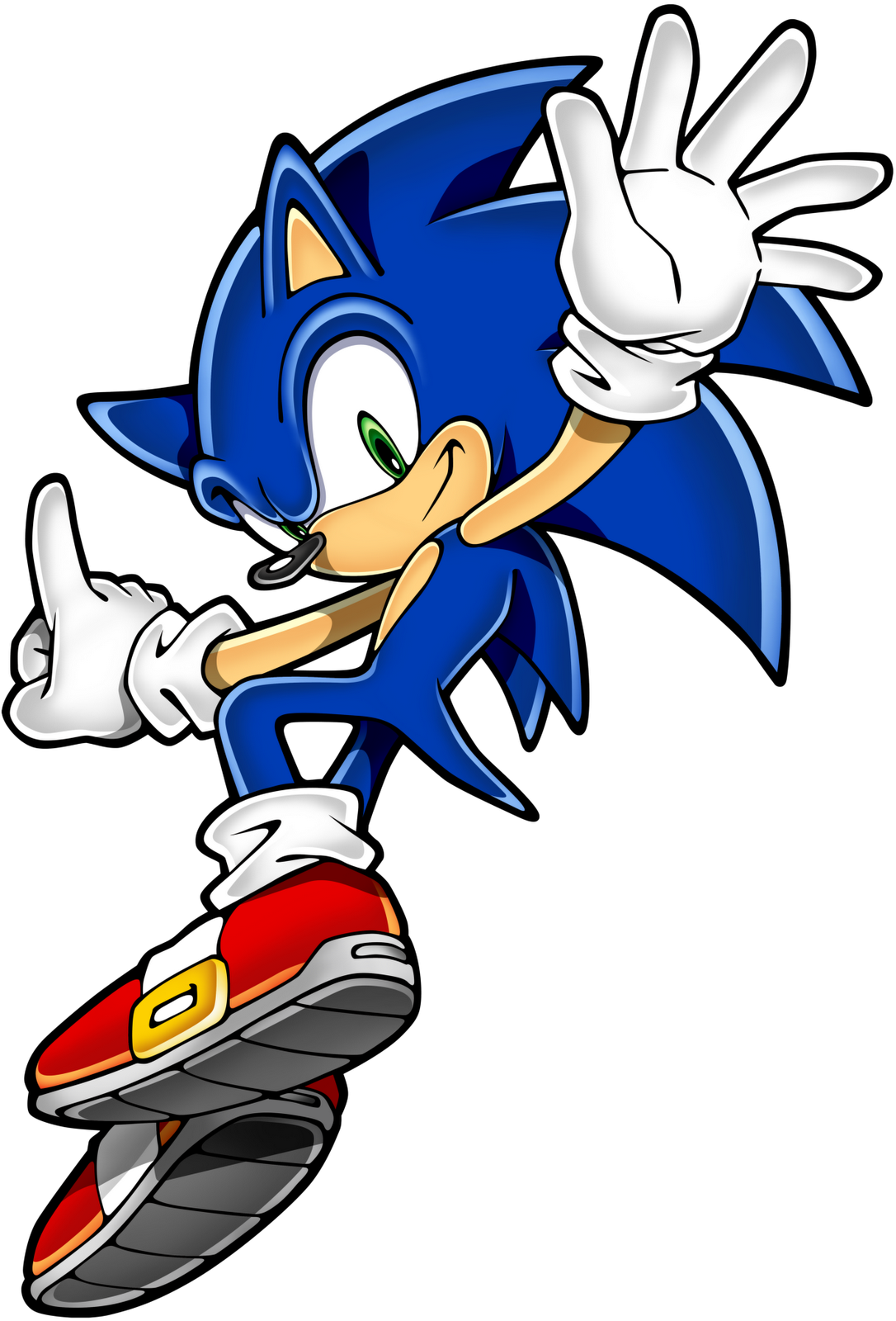 PNG Transparent Sonic image #20661