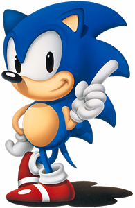 Sonic HD PNG image #20662