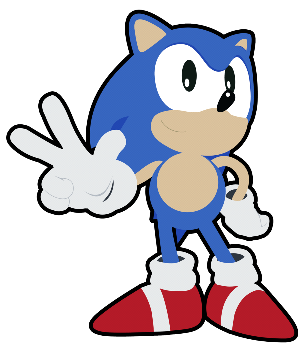 Browse And Download Sonic Png Pictures image #20664