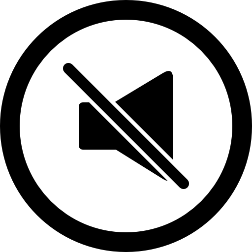 sound off button icon